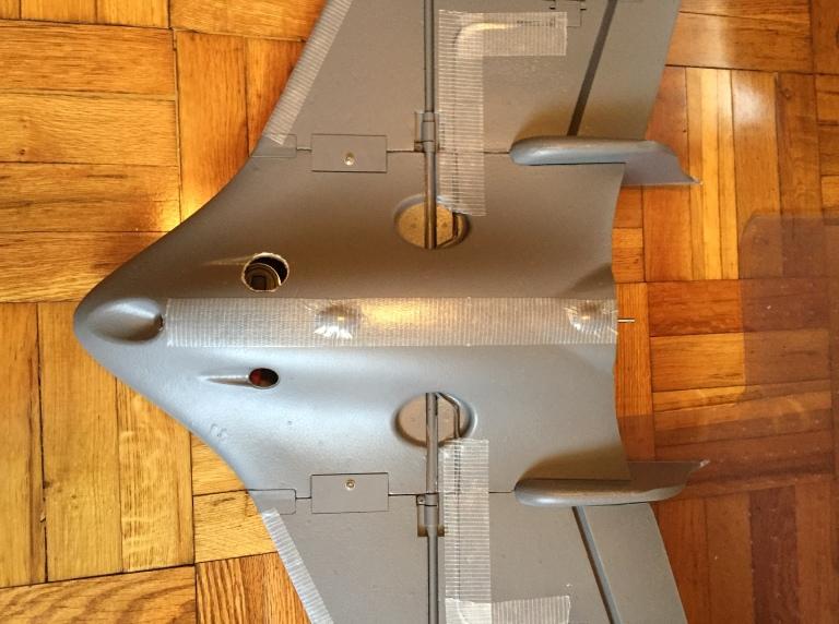 Zeta Science FX-61 Phantom Build - DIY Drones